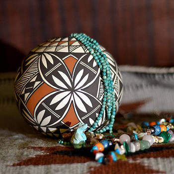 Graceful Pottery 2 by Mary Zeman