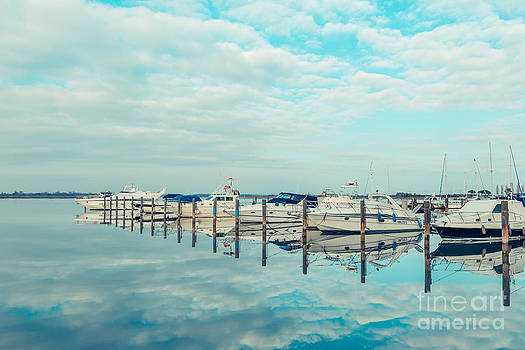 Hannes Cmarits - Grado - Yacht harbour