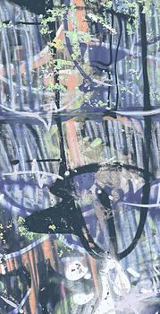 Stephen Barrie - Graffiti 1 Silver
