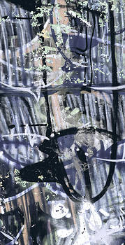 Stephen Barrie - Graffiti 1 Slate