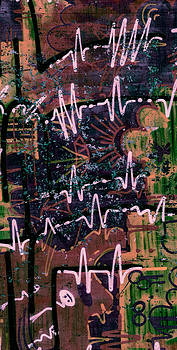 Stephen Barrie - Graffiti 2 Anemone