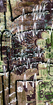 Stephen Barrie - Graffiti 2 Camouflage