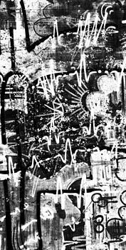 Stephen Barrie - Graffiti 2 Contrast