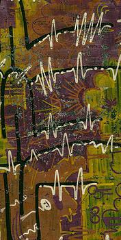 Stephen Barrie - Graffiti 2 Copper