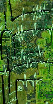 Stephen Barrie - Graffiti 2 Lime