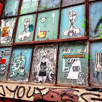 Graffiti by Debbi Granruth