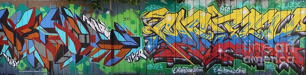 Chuck Kuhn - Graffiti I