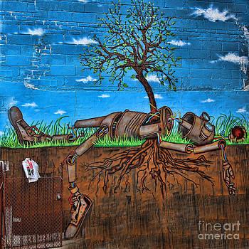 Chuck Kuhn - Graffiti NY IV