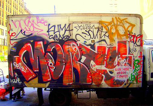 Graffiti Suite Manhattan Style by Don Struke