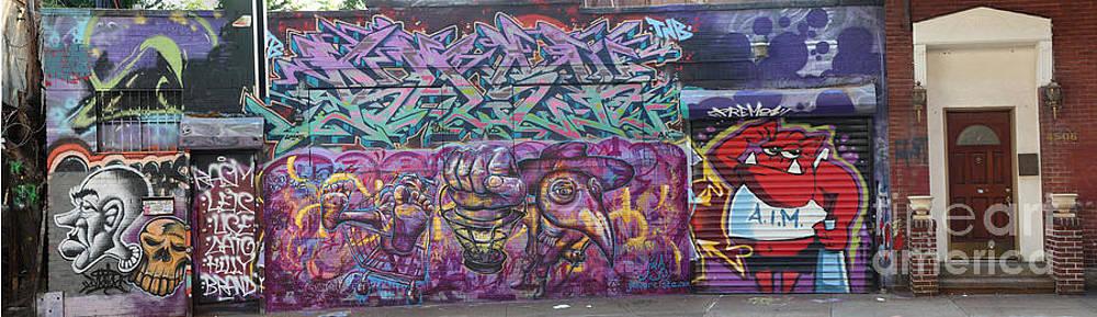 Chuck Kuhn - Graffiti VIII