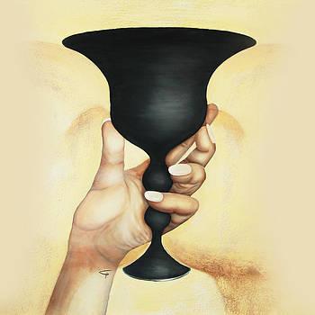 Grail by Gabriela Maria PASCENCO