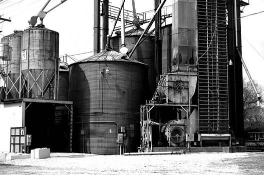 Grain Elevator by SW Johnson