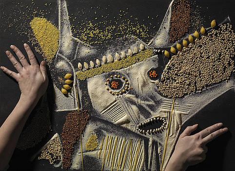 Grain of the tradition by Dariya Tishchenko-Zhuravel