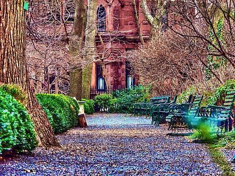 Gramercy Park Winter by Jessica Stiles