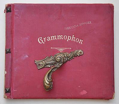 Nekoda  Singer - Grammophon. Cover