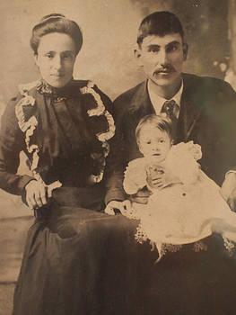 Grampa Cordova by Joseph Mora