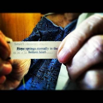 Grampy's First Fortune Cooookie Lol - by Kahsha Ward