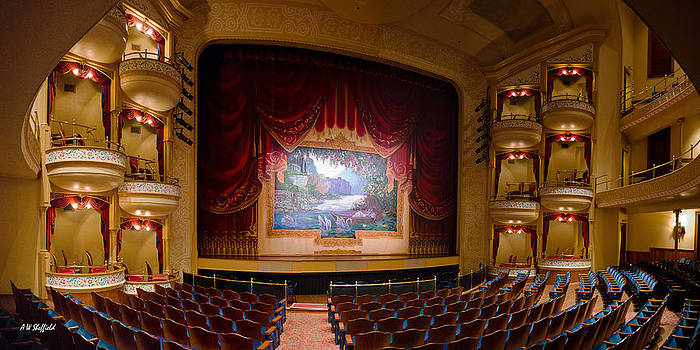 Allen Sheffield - Grand 1894 Opera House - Orchestra Seating