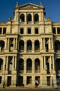 David Hill - Grand building of yesteryear - The impressive  Treasury Casino - Brisbane - Australia