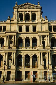 David Hill - Grand building of yesteryear - The impressive  Treasury Casino - Brisbane - Australia