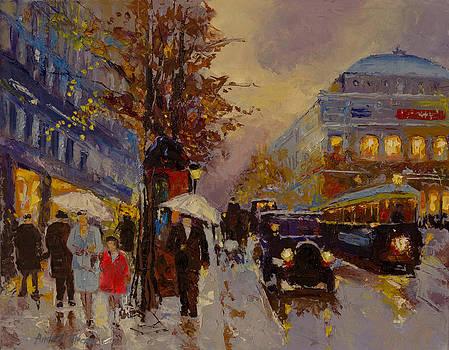 Grand Bulevard by Andre Tutak