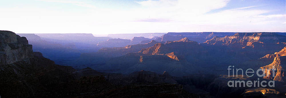 Grand Canyon 1 by Alan Oliver