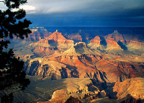 Dennis Cox WorldViews - Grand Canyon 1