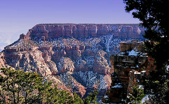 Grand Canyon 4  by Rebecca West