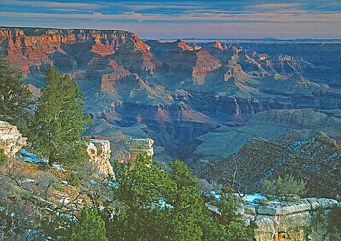 Dennis Cox WorldViews - Grand Canyon 5