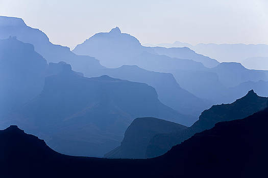 Grand Canyon Blues by Tom Brownold