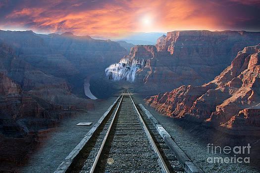 Gunter Nezhoda - Grand Canyon Collage