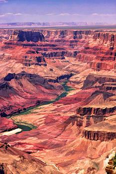 Christopher Arndt - Grand Canyon Colorado Canyon