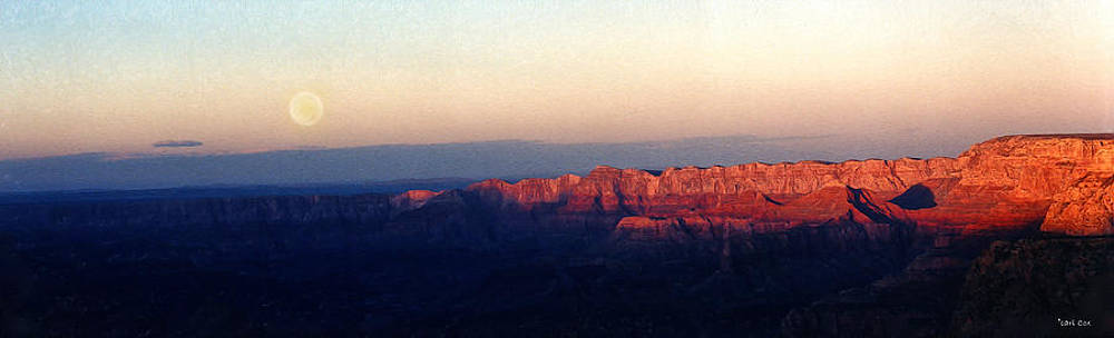 Grand Canyon in the Evening by Carl Cox