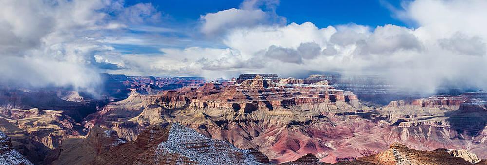 Grand Canyon by Jianghui Zhang