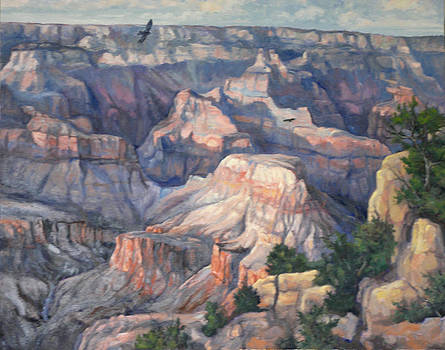 Grand Canyon  by Lynn T Bright