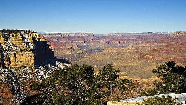 Grand Canyon Morning by Bob Bailey