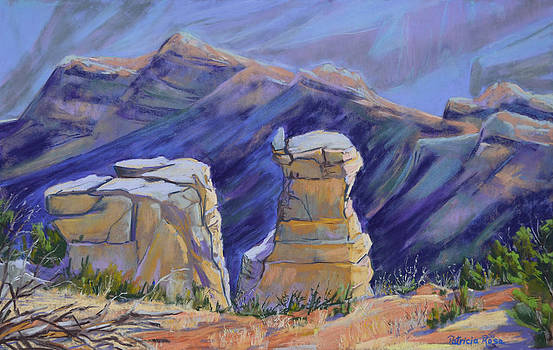 Grand Canyon Morning II by Patricia Rose Ford