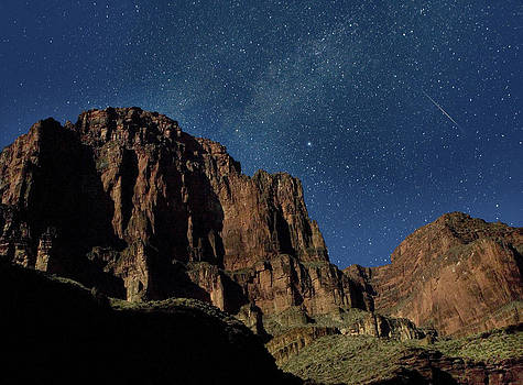 Grand canyon Nights 2 by Bryan Allen