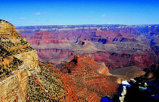 Grand Canyon  by Rebecca West