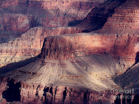 Grand Canyon Shapes by Eva Kato