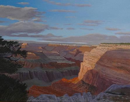 Grand Canyon Sunset No. 2 by Doug Goodale