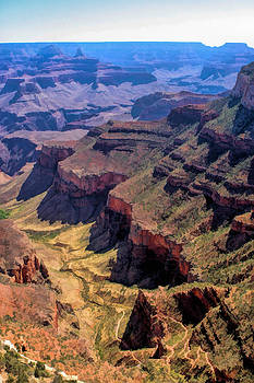 Christopher Arndt - Grand Canyon Valley Trail