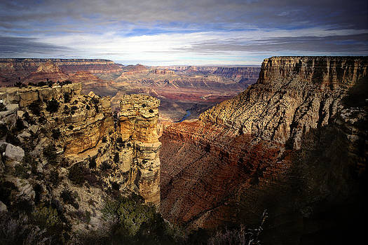 Grand Canyon View by Martin Sullivan