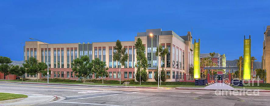 David Zanzinger - Grand Central Campus Burbank Glendale CA