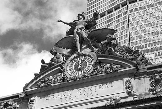 Ramunas Bruzas - Grand Central Clock
