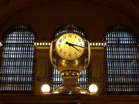 Richard Reeve - Grand Central Station Clock
