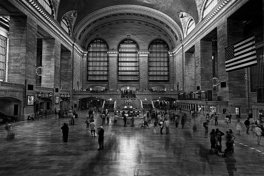 Grand Central Station by D Plinth