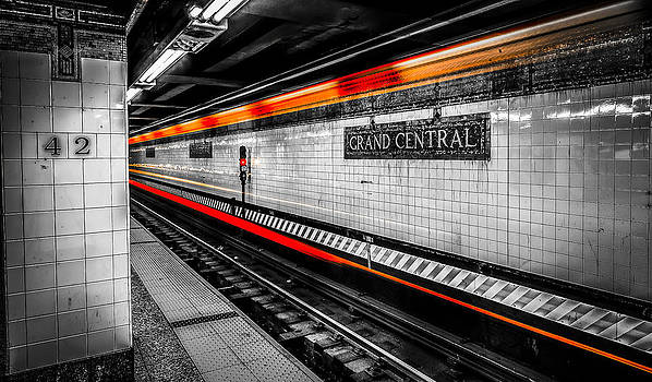 David Morefield - Grand Central Station Subway