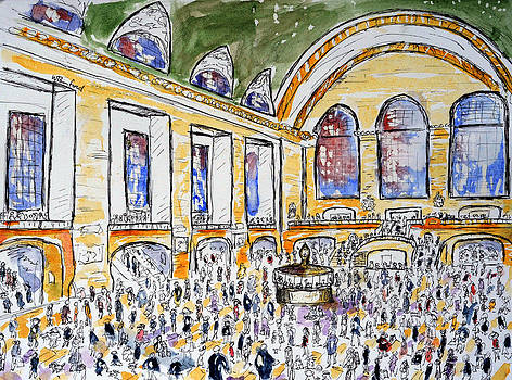Grand Central Station by Wade Binford