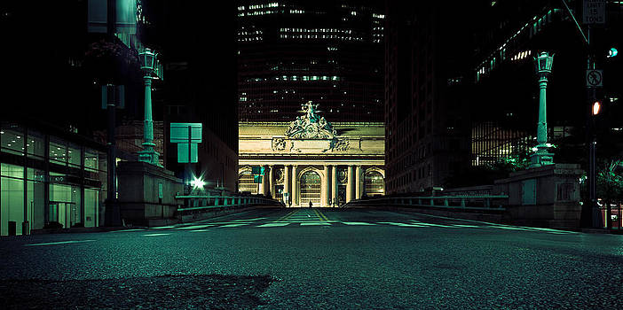 Grand Central Terminal - New York City by Thomas Richter
